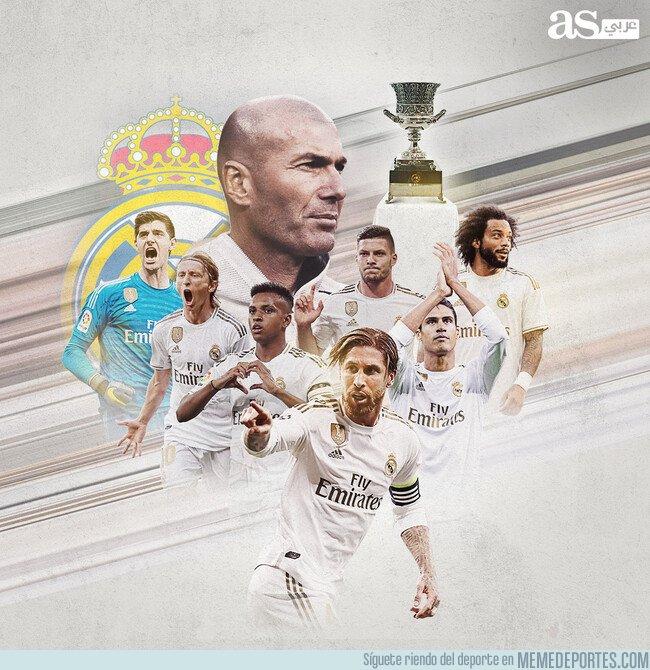 1095598 - El Real Madrid supercampeón de España