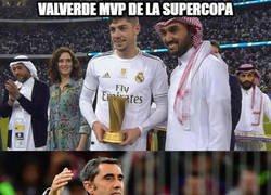 Enlace a Valverde MVP