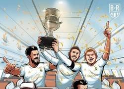 Enlace a Real Madrid SUPERCAMPEÓN