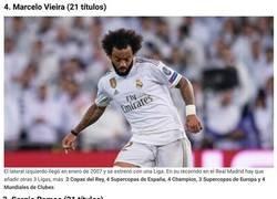 Enlace a Estos son los jugadores que más títulos han ganado en la historia del Real Madrid