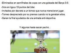 Enlace a La supercopa del Real Madrid