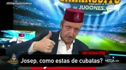 Enlace a Josep con unas cuantas Supercopas