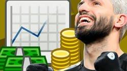 Enlace a Este es el pastizal que pagan los clubes a los cinco jugadores que más cobran por marcar un gol