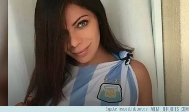 1095887 - Las fotos de Suzy Cortez, 'Miss Bum Bum', que se ha tatuado a Messi en sus partes más íntimas, sube fotos y Antonela la bloquea de todas sus redes sociales
