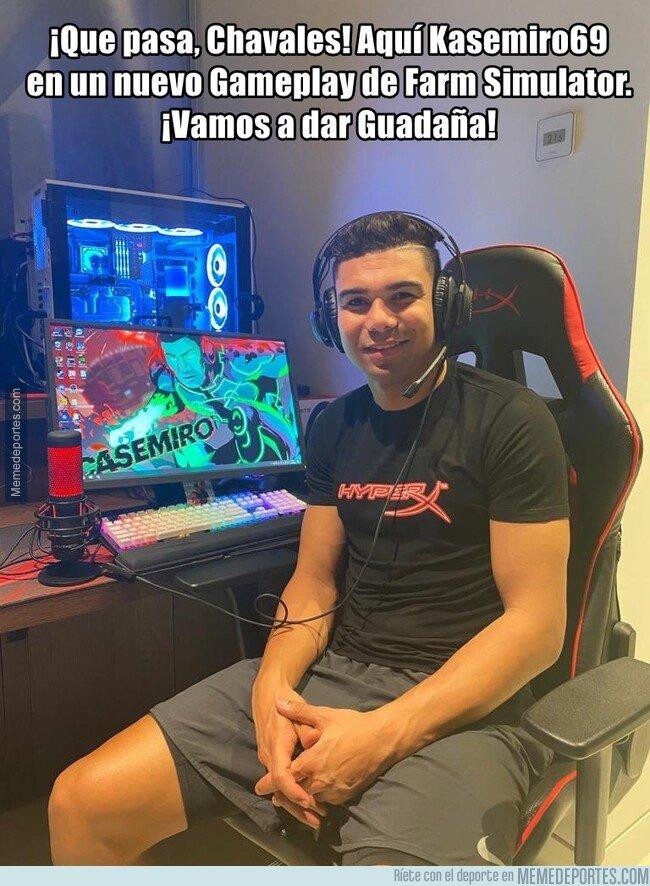 1095923 - El gamer de tu gamer favorito