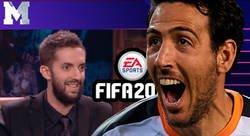 Enlace a Dani Parejo se queja de su media en el FIFA en 'La Resistencia' y EA responde de forma brutal metiéndole un 'ZASCA' a David Broncano