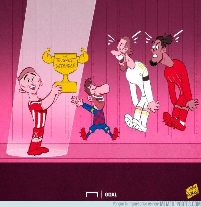 1095994 - Messi apunta al defensor más difícil que ha enfrentado (por Momani)