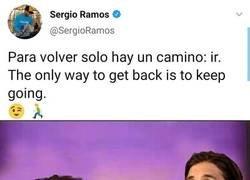 Enlace a Ramos acabó de quemar las últimas 3 neuronas que le quedaban.