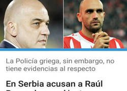 Enlace a Raúl Bravo sale de un lío para meterse en otro