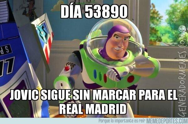 1096115 - ¿Y Jovic? ¿Ya debutó con el Real Madrid?