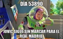 Enlace a ¿Y Jovic? ¿Ya debutó con el Real Madrid?