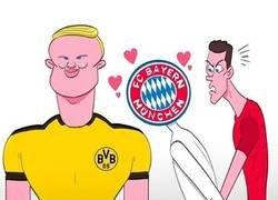 Enlace a Los bávaros no pueden esperar para volver a pescar en la plantilla del Borussia, por @goalglobal