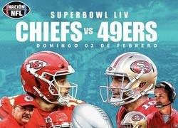 Enlace a Los Kansas City Chiefs y Los San Francisco 49ers se verán las caras en Miami está Super Bowl XLIV