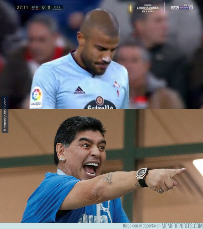 1096370 - El perfil de futbolista que le gusta a Maradona
