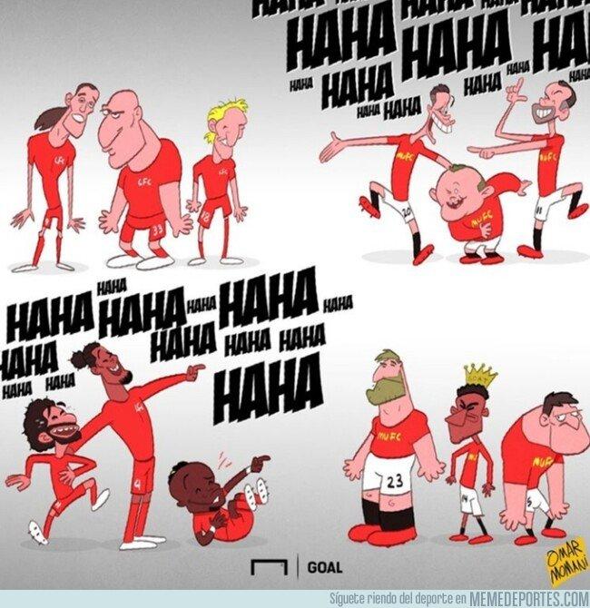 1096407 - Los tiempos han cambiado en la rivalidad United-Liverpool, por @goalglobal