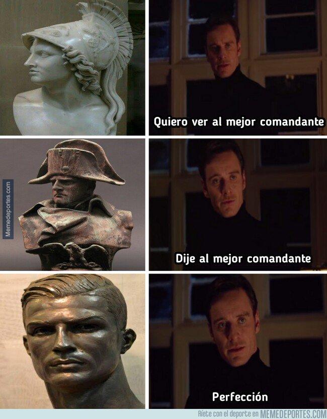1096477 - El comandante
