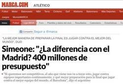 Enlace a EL PRESUPUESTO (2,75M€ vs 350M€)