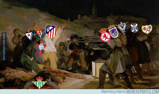 1096628 - Los Fusilamientos de Primera División en Copa del Rey