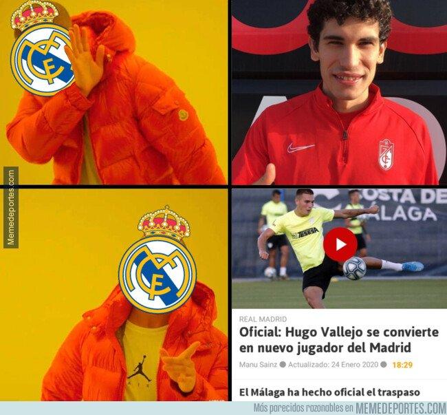 1096706 - El Madrid cambia de Vallejo