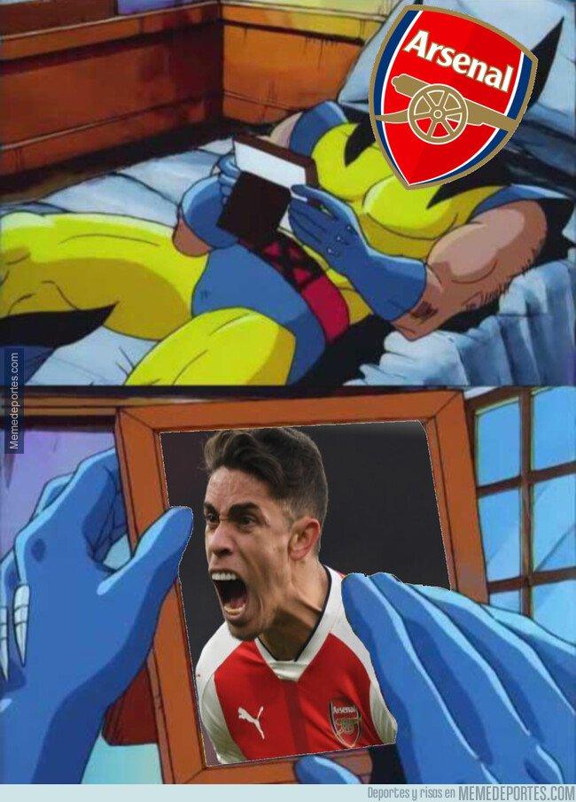 1096752 - El Arsenal viendo el nivel de Paulista