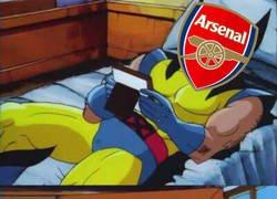 Enlace a El Arsenal viendo el nivel de Paulista