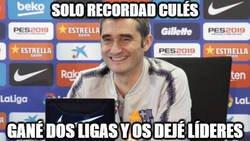 Enlace a La culpa era de Valverde