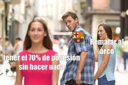 Enlace a La prioridad del Barcelona