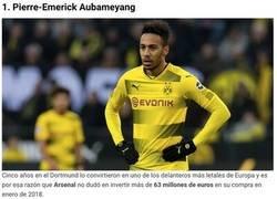 Enlace a Los mejores 5 jugadores que vendió el Borussia Dortmund en los últimos 10 años