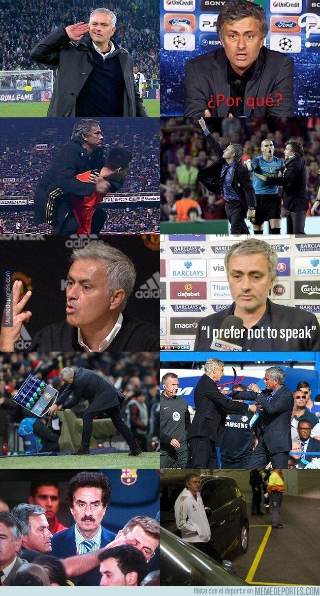 1096820 - Hoy no cumple años un hombre. Hoy cumple años una forma de ver el fútbol. Felices 57, Don Jose.