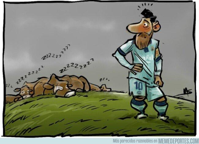 1096841 - Este Barça aburre hasta a la vacas de Setién, por @yesnocse