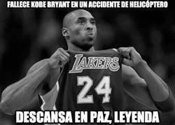 Enlace a Descansa en paz, Kobe Bryant. LEYENDA
