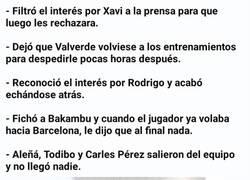 Enlace a Un mercado desastroso en Can Barça
