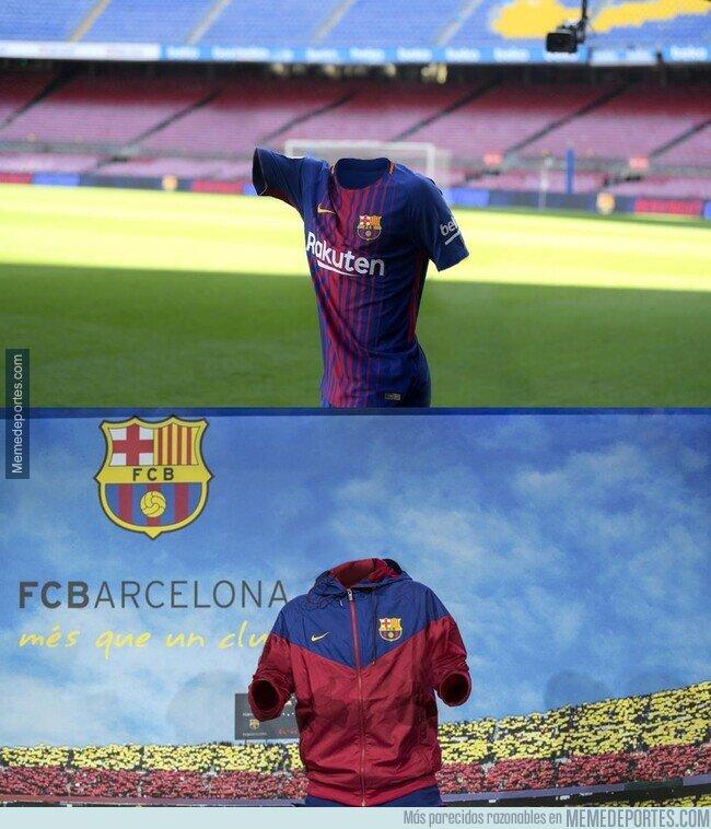 1097213 - El Barça ya ha presentado a su nuevo 9