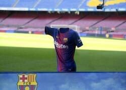 Enlace a El Barça ya ha presentado a su nuevo 9