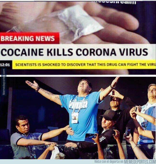 1097283 - Hay algunos que no les afectará el coronavirus