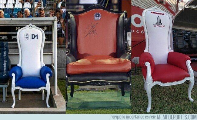 1097303 - Maradona lleva ya 3 sillones en la liga argentina