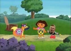 Enlace a ¡Bayern no te lo lleves!