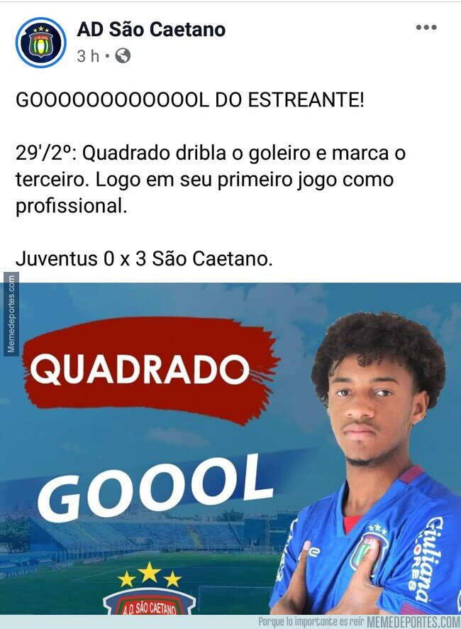 1097382 - Cuadrado brasileño le marca a la Juventus de Brasil