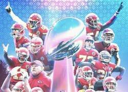 Enlace a Kansas City se lleva la Super Bowl 50 años depués