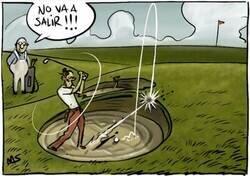 Enlace a Bale no sale del hoyo blanco, por @yesnocse