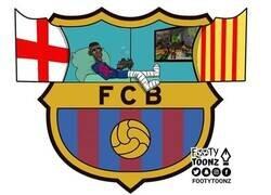 Enlace a La carrera de Dembélé en el Barcelona hasta ahora, por @footytoonz