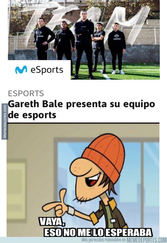 1097586 - Este Bale con tal de no jugar con el Madrid