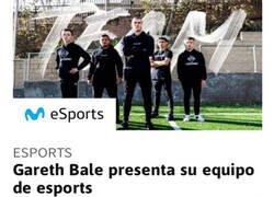 Enlace a Este Bale con tal de no jugar con el Madrid