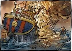 Enlace a El barco azulgrana se hunde, por @yesnocse