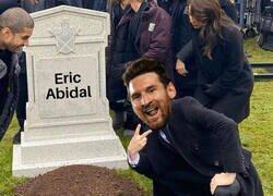 Enlace a Messi se carga a Abidal