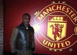 Enlace a Ighalo en 2013 visitando Old Trafford como fanático y ahora en 2020 como nuevo fichaje