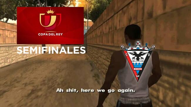 1097667 - ¡El Mirandés se vuelve a meter en semis de Copa!