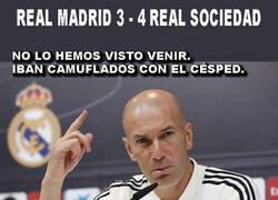 Enlace a La Real hace la heróica en el Bernabéu