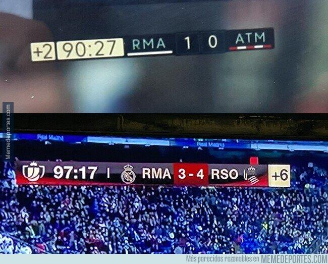 1097845 - Cuando gana el Madrid vs cuando pierde el Madrid. Algunas cosas ya no se pueden camuflar más.
