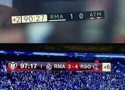 Enlace a Cuando gana el Madrid vs cuando pierde el Madrid. Algunas cosas ya no se pueden camuflar más.